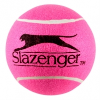 Mingi cauciuc Slazenger tennis bleumarin roz