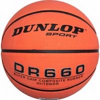 Mingi de Baschet Ball Dunlop Sport portocaliu DR660 305454 barbati