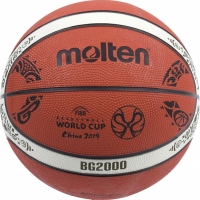 Mingi de Baschet Ball Molten B7G2000-M9C Replica China 2019 WC