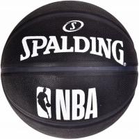 Mingi de Baschet NBA Spalding negru