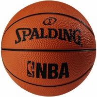 Mingi de Baschet NBA Spalding portocaliu