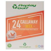 Mingi de Golf Replay Golf Callaway Mix Recycled