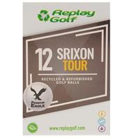 Mingi de Golf Replay Golf Srixon Tour Recycled