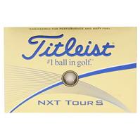 Set Mingi de Golf Titleist NXT Tour S 12