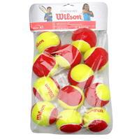 Mingi de tenis Wilson Mini rosu 12 .