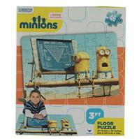 Minions 46 Piece Puzzle