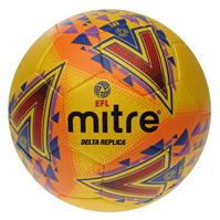 Minge fotbal Mitre EFL Delta Replica