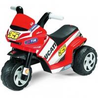 Motocicleta Mini Ducati 6v