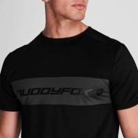 Tricou Muddyfox Technical pentru Barbati negru
