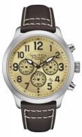 Nautica Watches Mod Ncc 01 Chrono - City - Casual Leisure Nai14518g - Br Slv Case