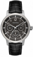 Nautica Watches Mod Nct 15 Multi Ii - City - Urban Chic Nad13545g - Br Slv Case