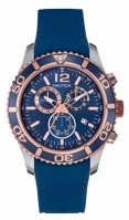 Nautica Watches Mod Nst 09 - Sea - Water Fun Nai16502g - Br Pol Slv Case - bleumarin Top Ring