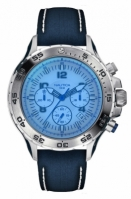 Nautica Watches Mod Nst Chrono - Sea - Water Fun Nai19535g - Br Slv Case - albastru Dial
