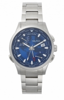 Nautica Watches Model Shanghai World Time Napshg003