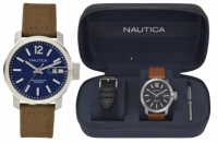 Nautica Watches Model Sydney Gent\\s Box Set Napsyd012