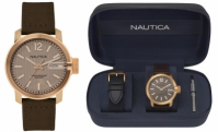 Nautica Watches Model Sydney Gent\\s Box Set Napsyd013