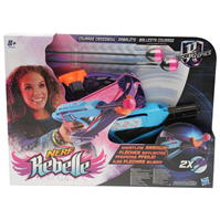 Nerf Rebelle Secrets and Spies Courage Crossbow