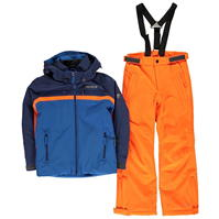 Set Costum Ski Nevica Brian baieti