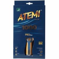 New Atemi 1000 Pro Anatomical Ping Pong Bats