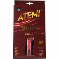 New Atemi 2000 Pro Concave Ping Pong Bats