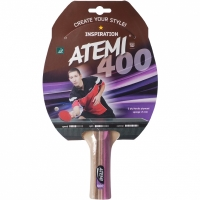 New Atemi 400 Anatomical Ping Pong Bats
