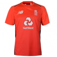 New Balance Anglia Cricket T20 Replica Shirt 2018 2019