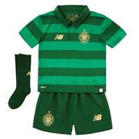 New Balance Celtic Away Mini Kit 2017 2018