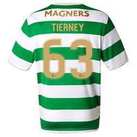 New Balance Celtic Home Tierney Shirt 2017 2018