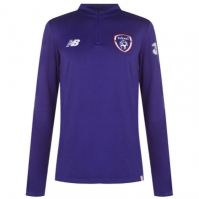 Bluza sport Mid Layer New Balance Ireland pentru Barbati