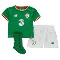 New Balance Ireland Home Kit 2017 2018 pentru Bebelusi