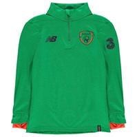 Bluza sport Mid Layer New Balance Ireland pentru baietei