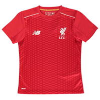 Tricou New Balance Liverpool fotbal Club antrenament s pentru copii