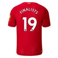 New Balance Liverpool 2019 Champions League Finalists Shirt
