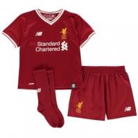 New Balance Liverpool Home Mini kit 2017 2018