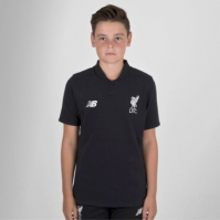 Tricouri Polo cu Maneca Scurta New Balance Liverpool Juniors