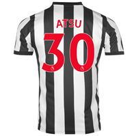 Puma Newcastle United Home Atsu Shirt 2017 2018
