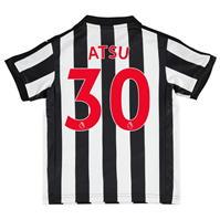 Puma Newcastle United Home Atsu Shirt 2017 2018 pentru copii