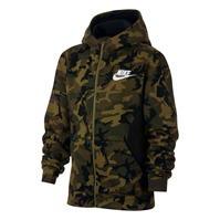 Hanorac Nike cu model cu fermoar pentru baietei