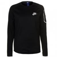 Pulover cu guler rotund Nike Advance 15 pentru Barbati