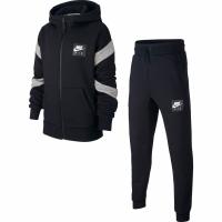 Nike B Air Tricot Suit TRK Suit BF negru Cuff 939624 073 copii