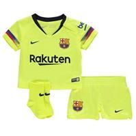 Nike Barcelona Away Kit 2018 2019 pentru Bebelusi