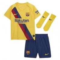 Nike Barcelona Away Kit 2019 2020 pentru Bebelusi