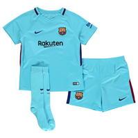 Nike Barcelona Away Mini Kit 2017 2018