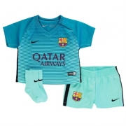 Nike Barcelona Third Kit 2016 2017 pentru Bebelusi