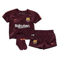 Nike Barcelona Third Kit 2017 2018 pentru Bebelusi
