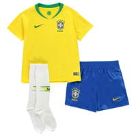 Nike Brazil Home Mini Kit 2018