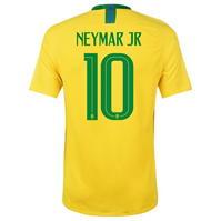 Nike Brazil Neymar Shirt 2018