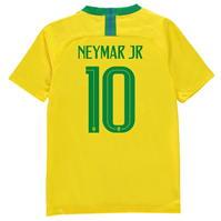 Nike Brazil Neymar Shirt 2018 pentru copii