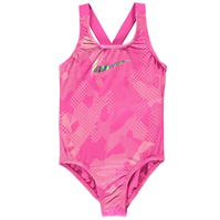 Costum de Inot Nike Camo pentru fetite
