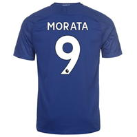 Nike Chelsea Home Morata Shirt 2017 2018